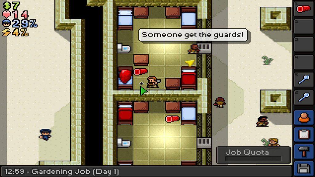 The Escapists Screenshot 04