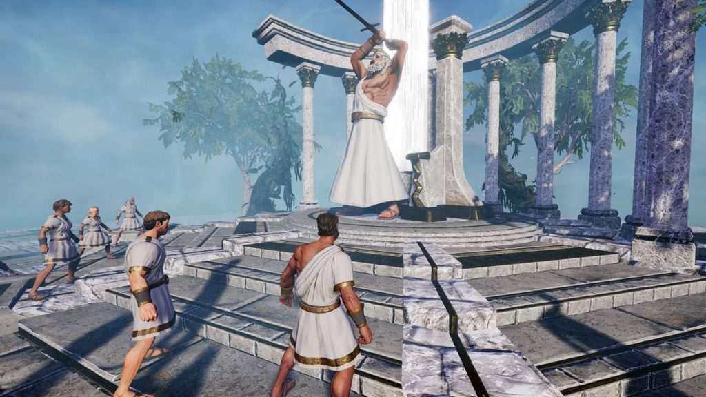 Zeus Battlegrounds Screenshot 04