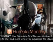 Humble Bundle Monthly November 2018 Early Unlocks