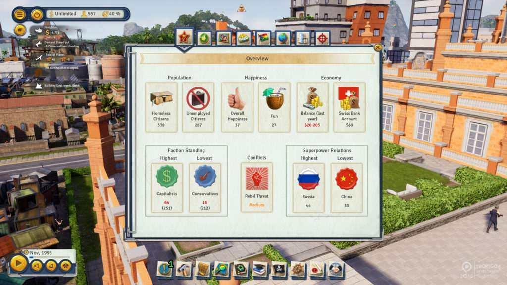 Tropico 6 Screenshot 05