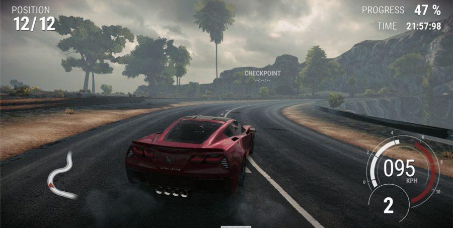 Gear.Club Unlimited 2 Chevrolet Corvette Stingray