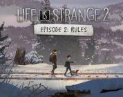Life is Strange 2 Episode 2 Art With Logo