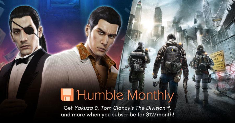 Humble Bundle Monthly February 2019 Early Unlocks