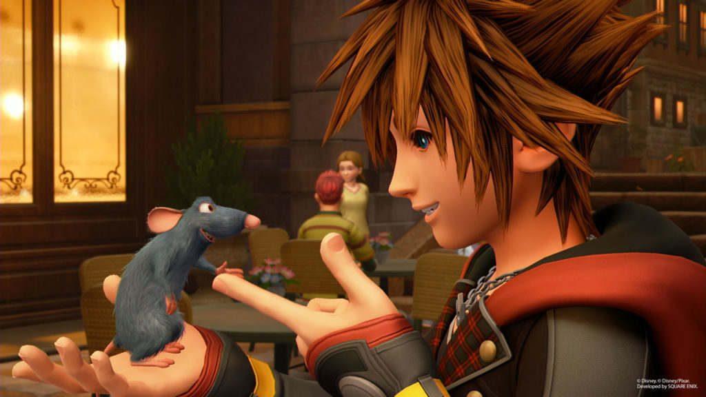 Kingdom Hearts III Screenshot 2019 03