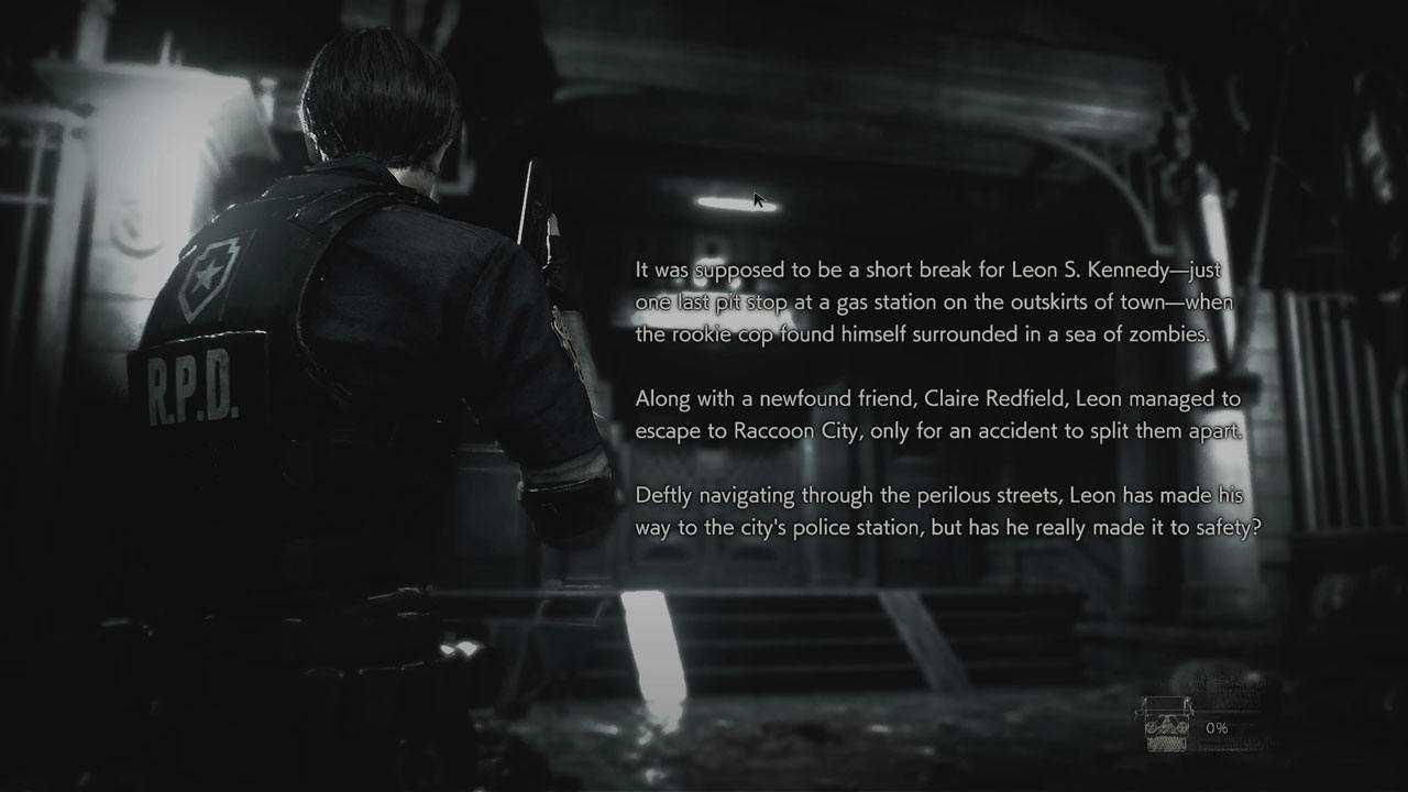First Impression] Resident Evil 2 Remake – 1-Shot Demo – The