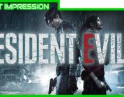 Resident Evil 2 Remake First Impression