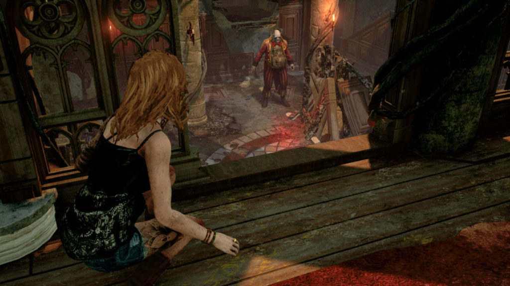 Dead by Daylight Nintendo Switch Screenshot 02