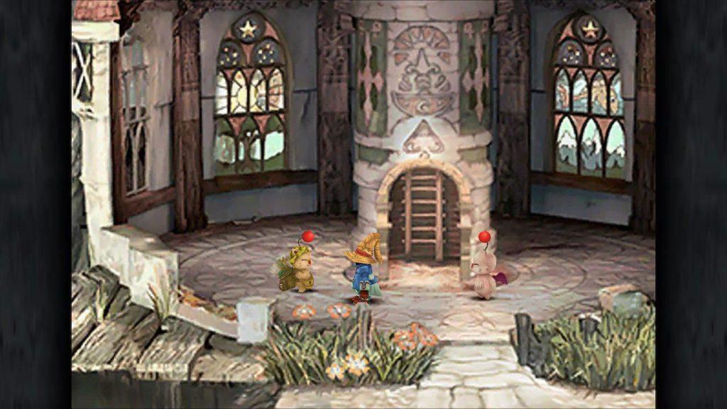 Final Fantasy IX Nintendo Switch Xbox One Windows 10 Screenshot 02