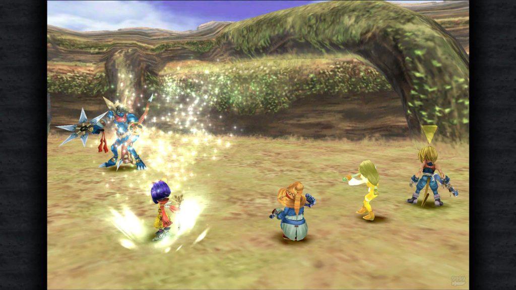Final Fantasy IX Nintendo Switch Xbox One Windows 10 Screenshot 04