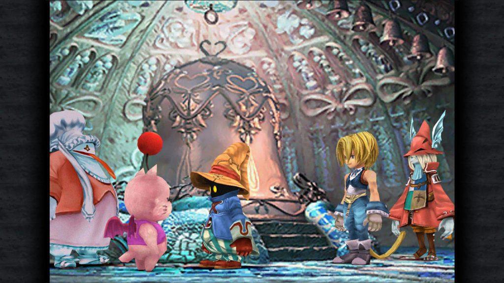 Final Fantasy IX Nintendo Switch Xbox One Windows 10 Screenshot 05