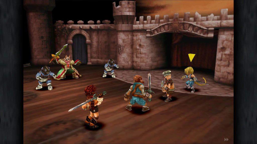 Final Fantasy IX Nintendo Switch Xbox One Windows 10 Screenshot 10