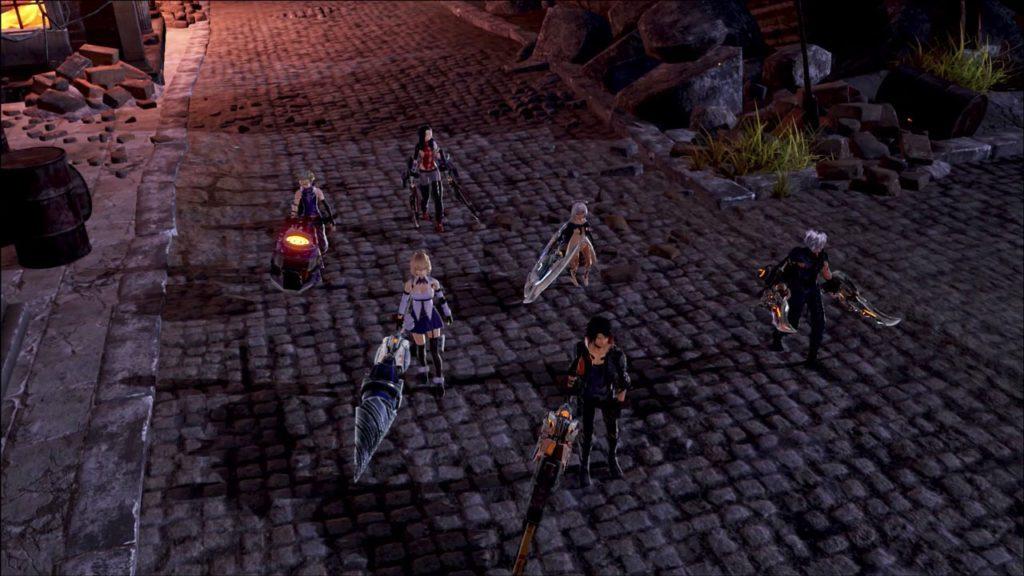 God Eater 3 Launch Screenshot 02