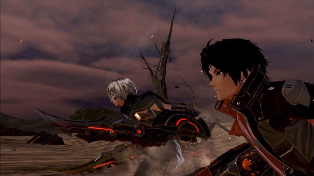 God Eater 3 Launch Screenshot 03