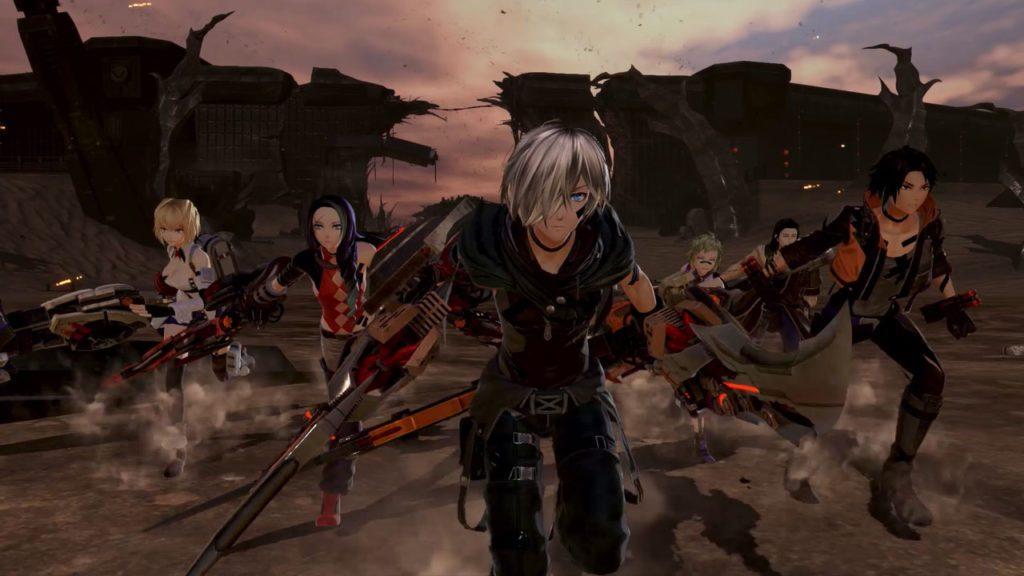 God Eater 3 Launch Screenshot 04