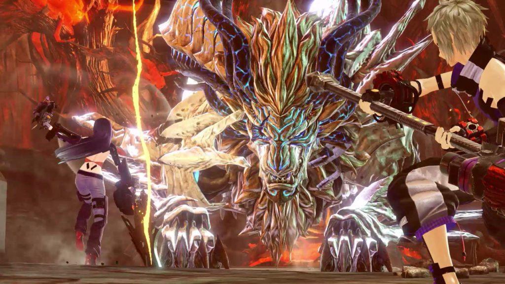 God Eater 3 Launch Screenshot 05