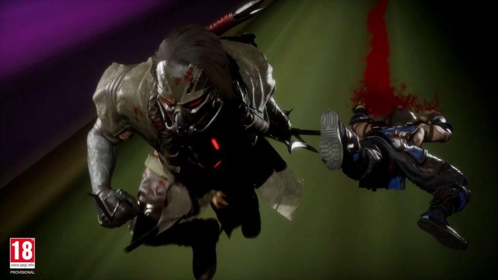 Mortal Kombat 11 Kabal 08