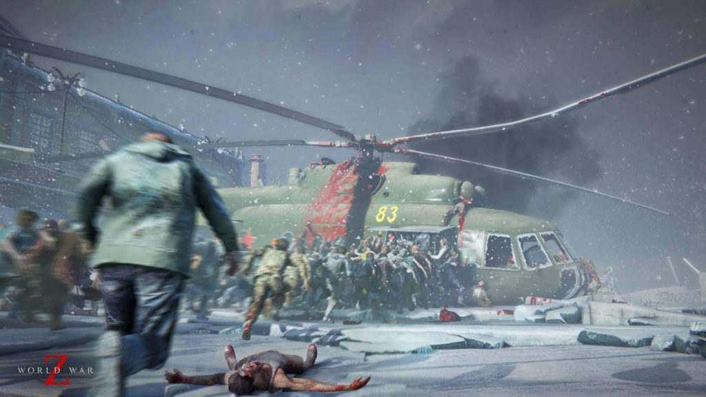 World War Z Screenshot 01