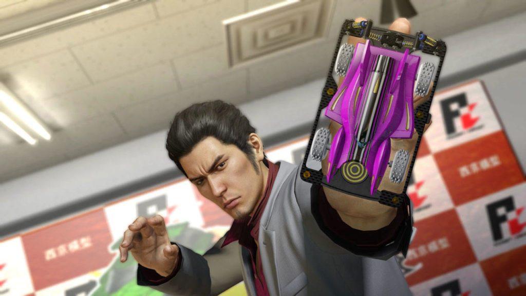 YAKUZA KIWAMI Screenshot 04