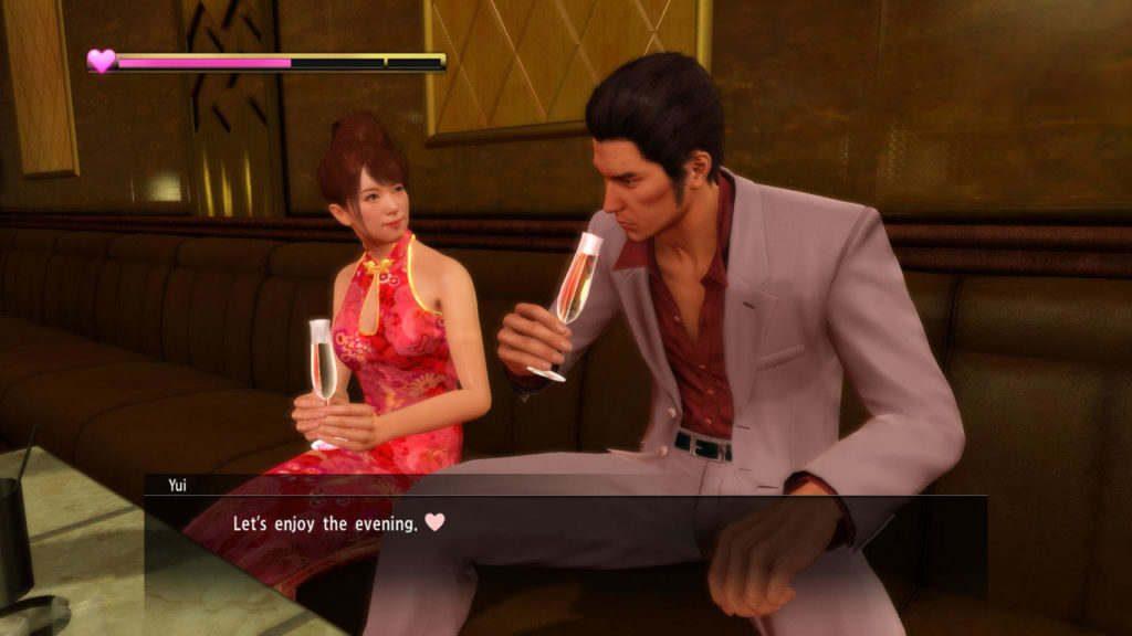 YAKUZA KIWAMI Screenshot 10