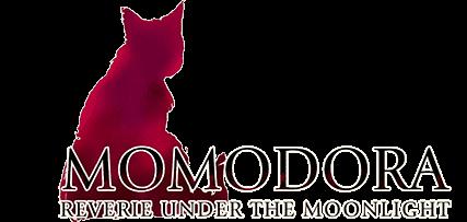 Momodora: RUtM Logo