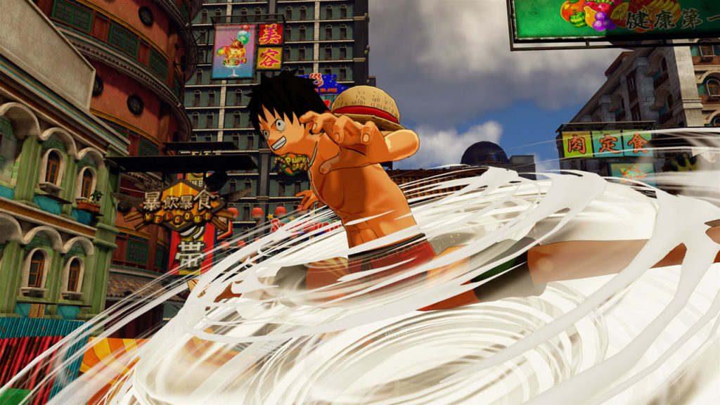 One Piece World Seeker Screenshot 05