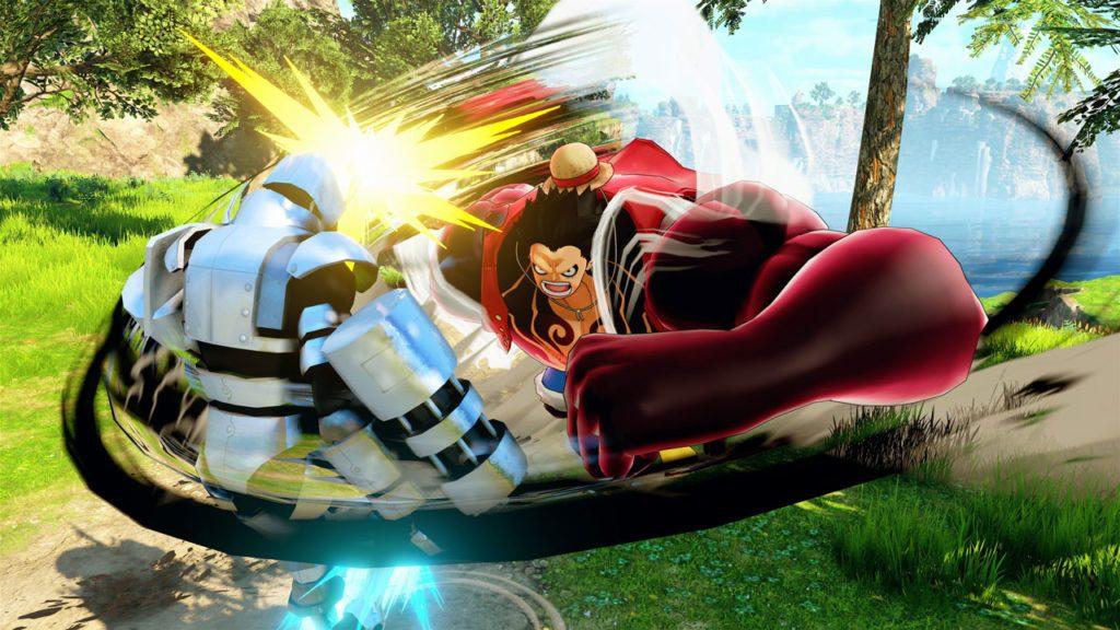 One Piece World Seeker Screenshot 06