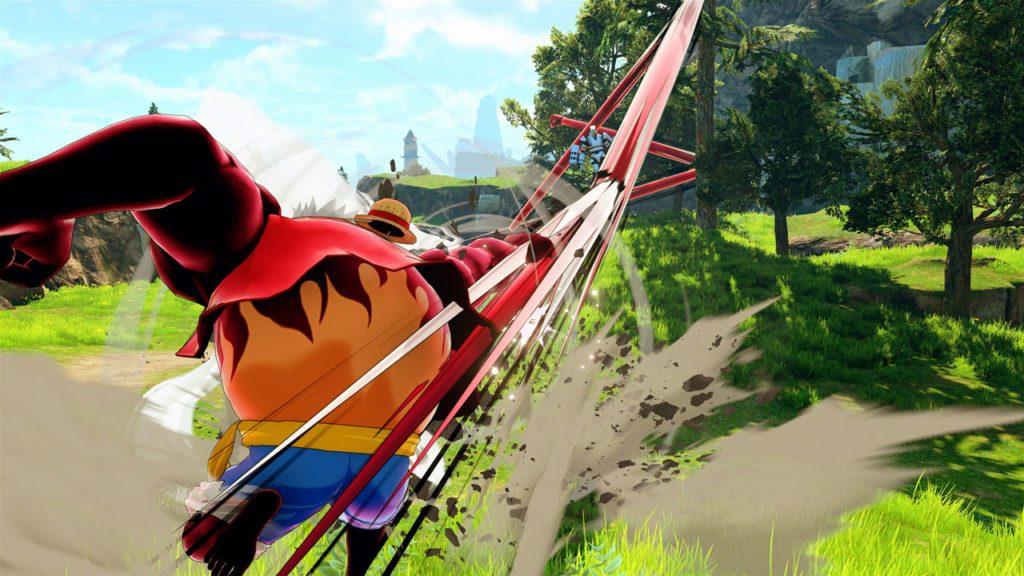 One Piece World Seeker Screenshot 07