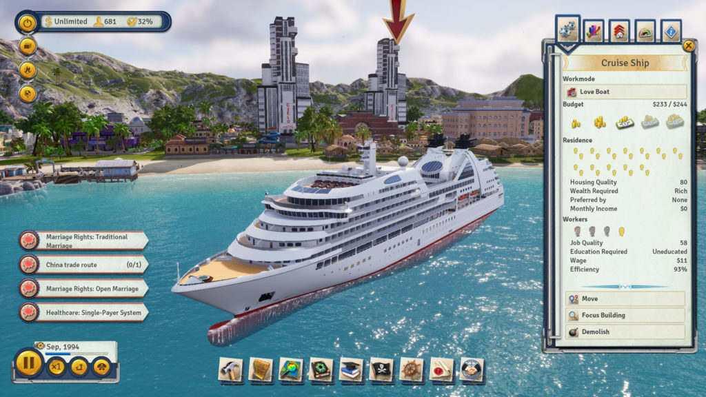 Tropico 6 Open Beta Screenshot 01
