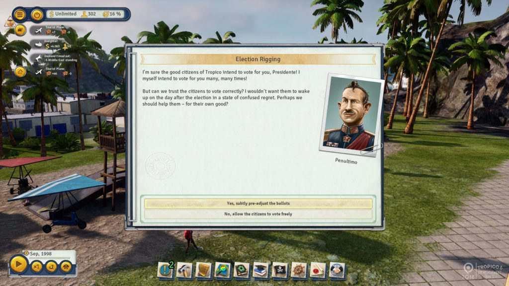 Tropico 6 Open Beta Screenshot 02