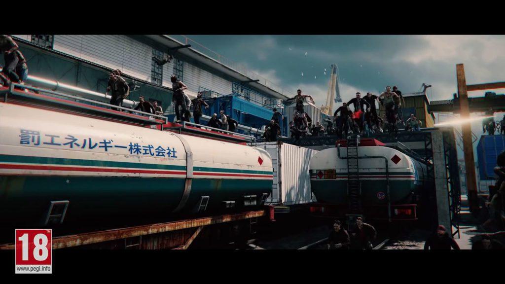 World War Z Stories in Tokyo Screenshot 02