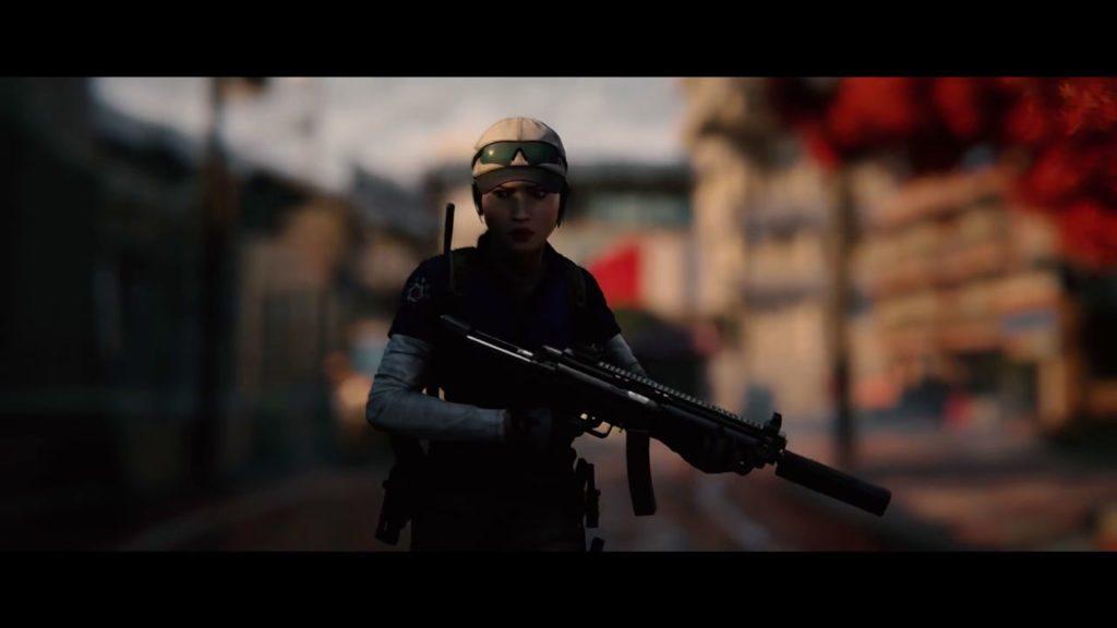 World War Z Stories in Tokyo Screenshot 03