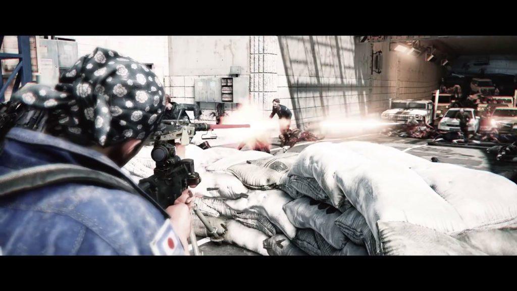 World War Z Stories in Tokyo Screenshot 04