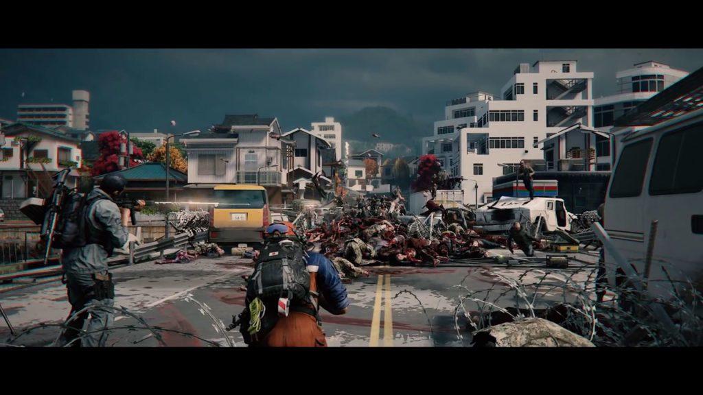 World War Z Stories in Tokyo Screenshot 05