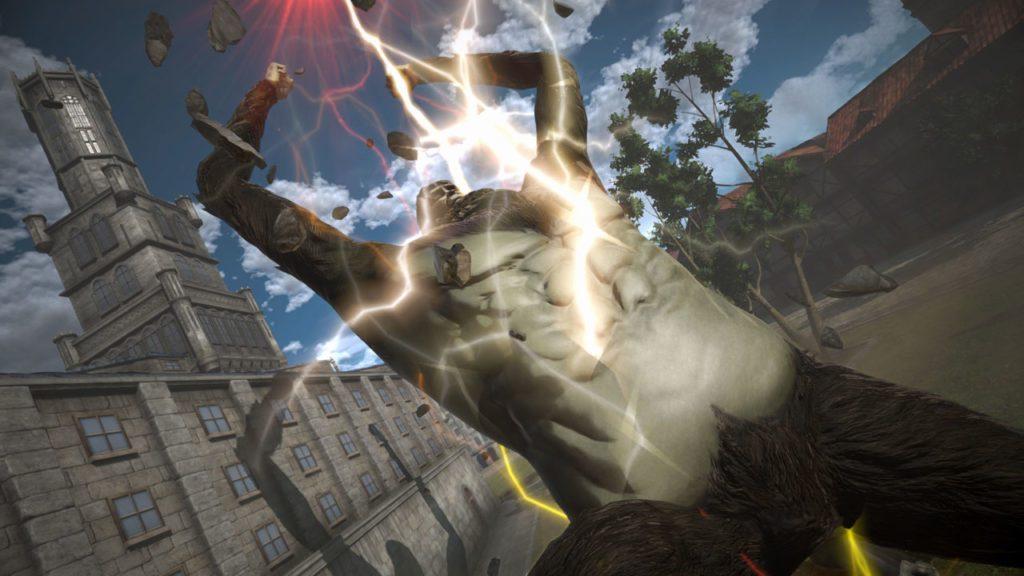 Attack On Titan 2 Final Battle Screenshot 03