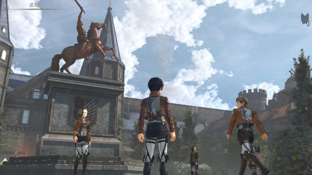 Attack On Titan 2 Final Battle Screenshot 05