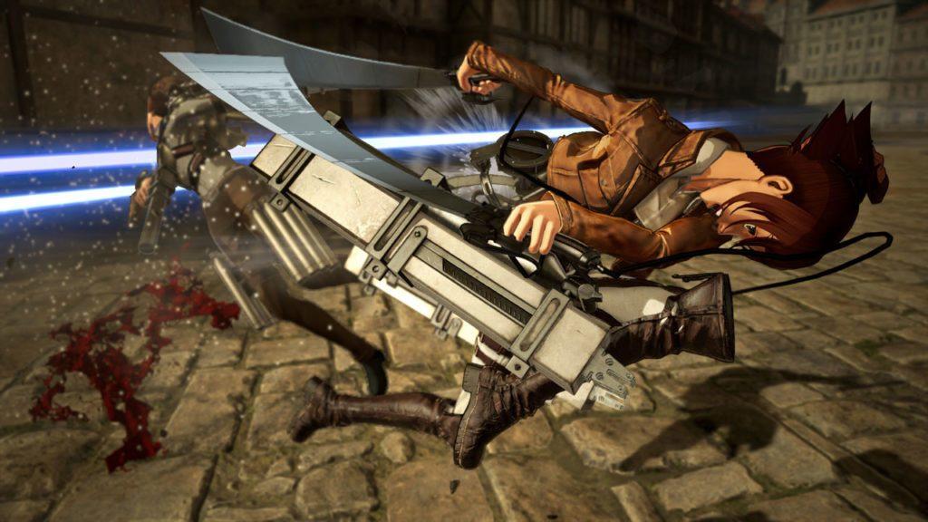 Attack On Titan 2 Final Battle Screenshot 06