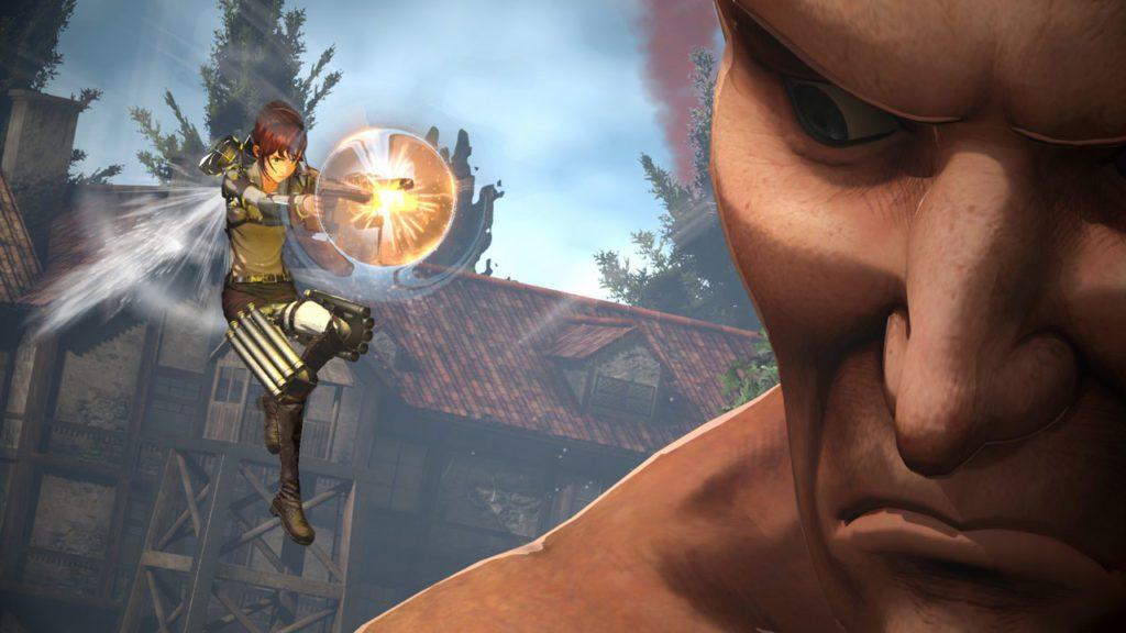 Attack On Titan 2 Final Battle Screenshot 07