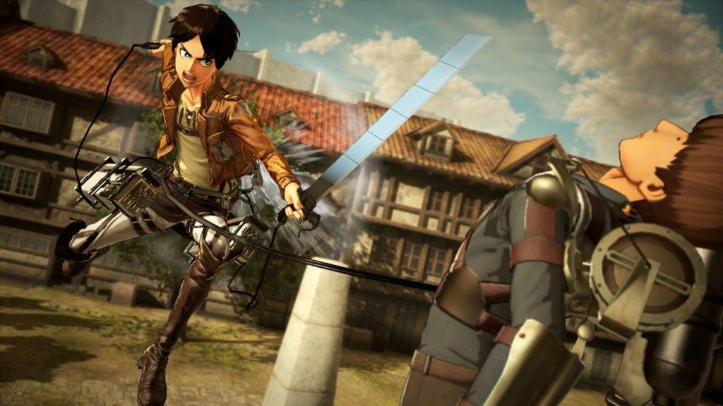 Attack On Titan 2 Final Battle Screenshot 08