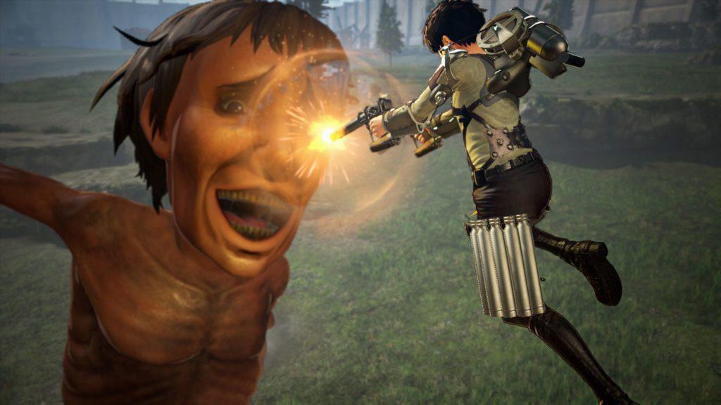 Attack On Titan 2 Final Battle Screenshot 09