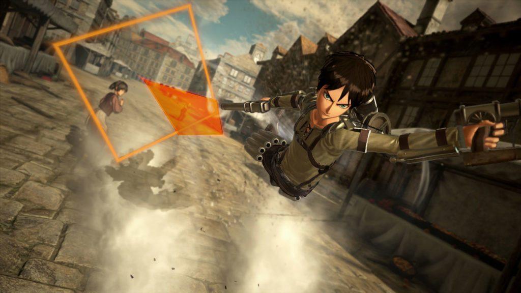 Attack On Titan 2 Final Battle Screenshot 11