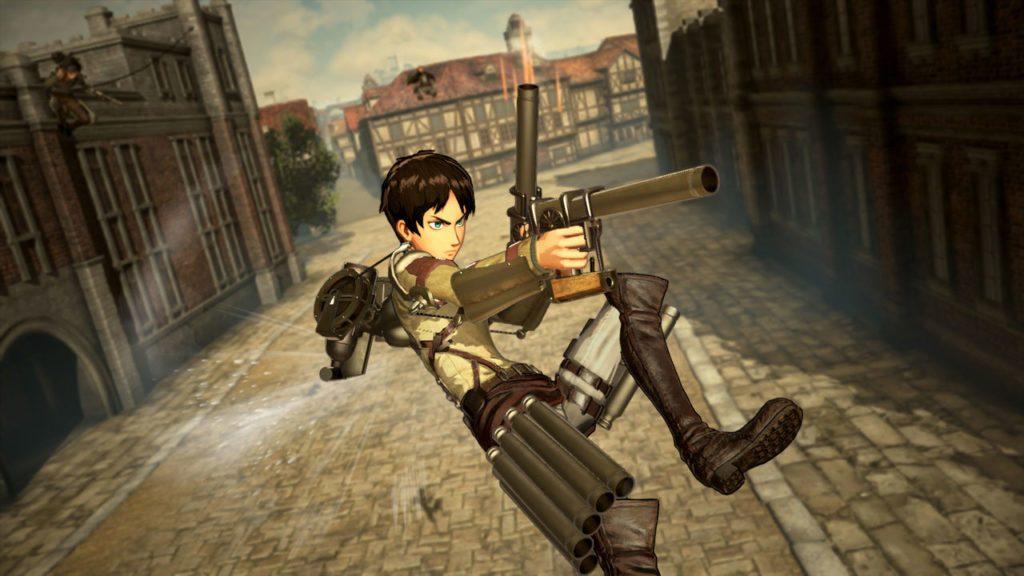 Attack On Titan 2 Final Battle Screenshot 12