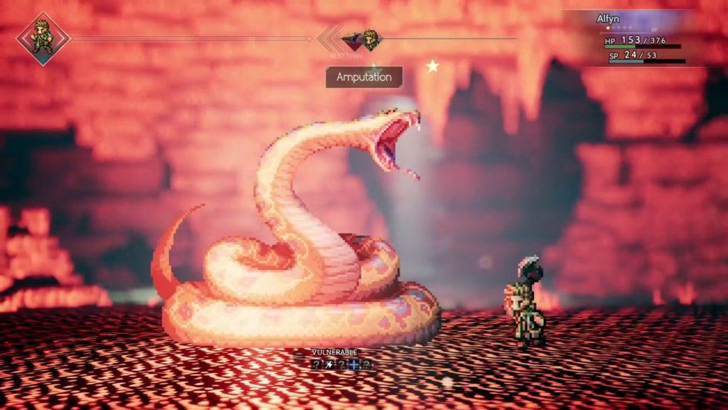 Octopath Traveler PC Screenshot 01