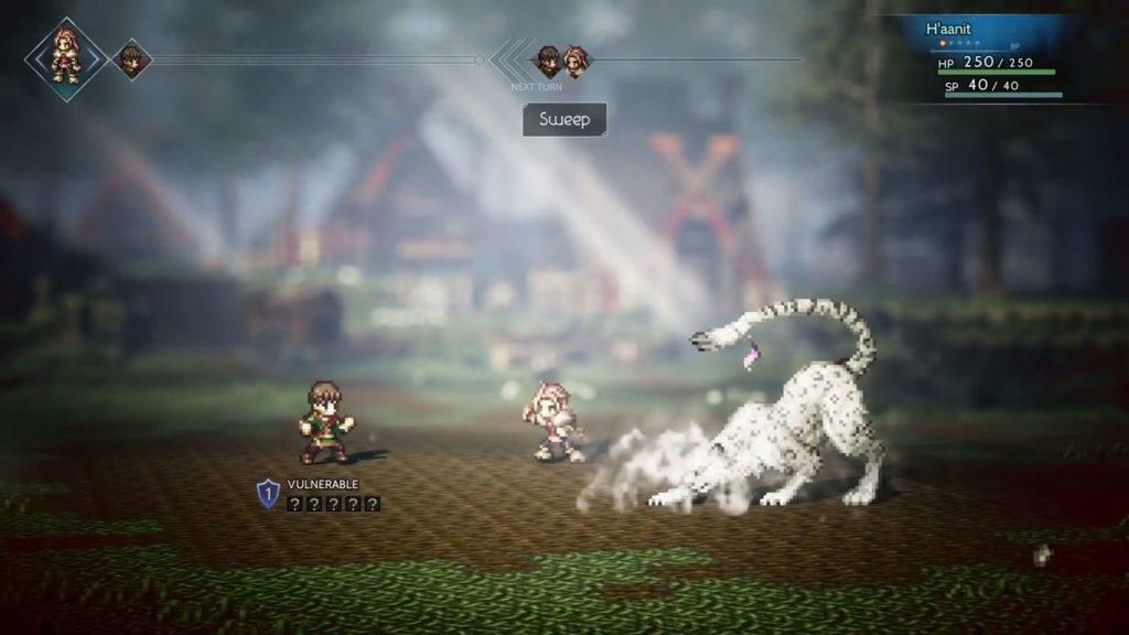 Octopath Traveler PC Screenshot 04