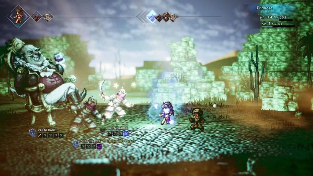 Octopath Traveler PC Screenshot 05