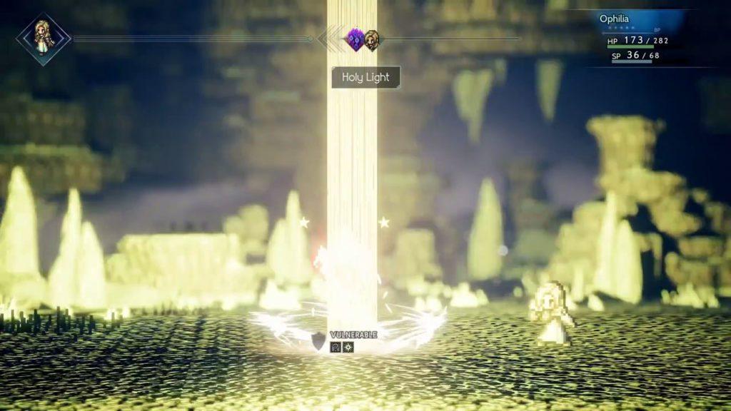 Octopath Traveler PC Screenshot 07