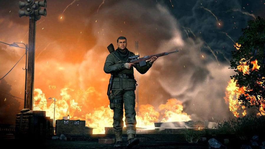 Sniper Elite V2 Remastered Screenshot 02