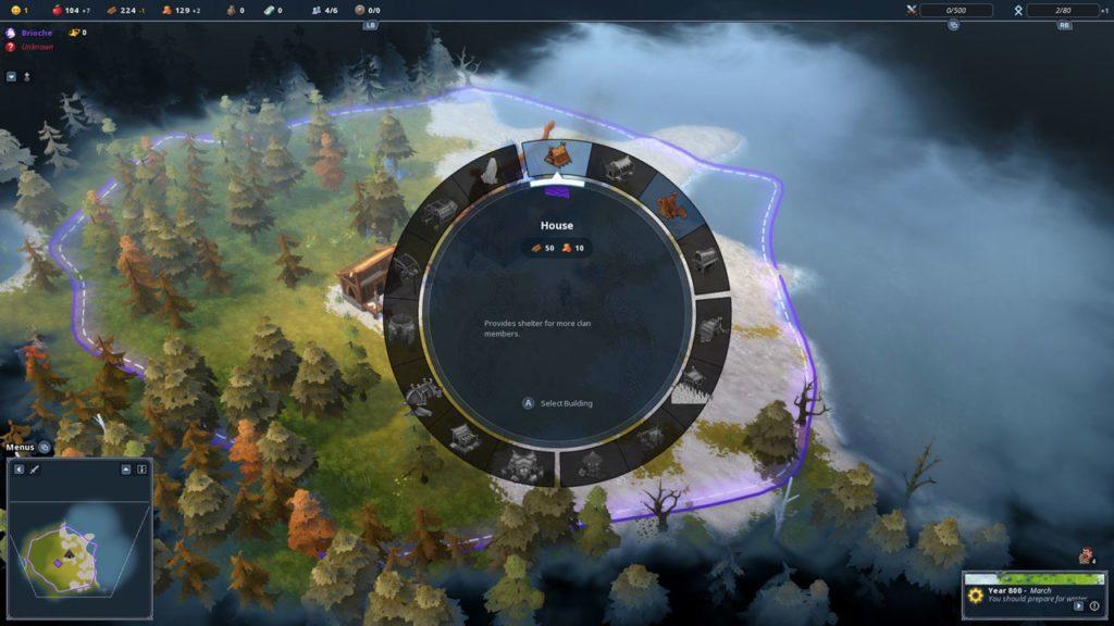 Northgard Console Screenshot 04