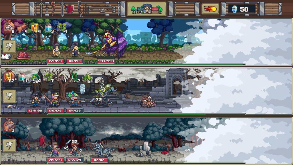 Swag and Sorcery Screenshot 03
