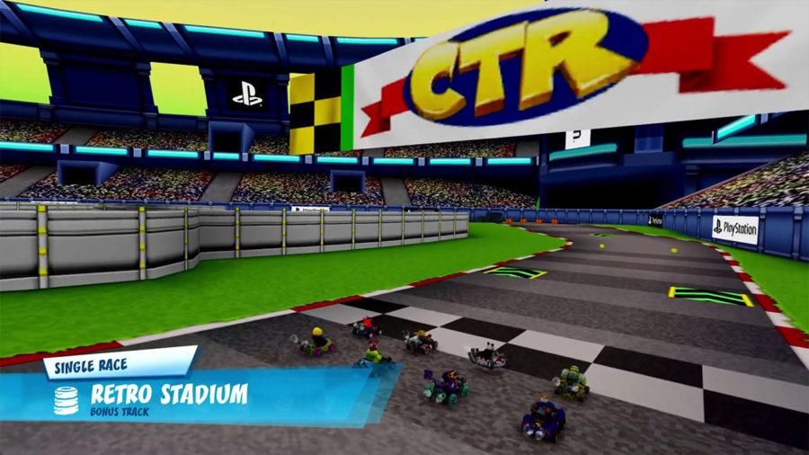 Crash Team Racing Nitro Fueled Screenshot 01