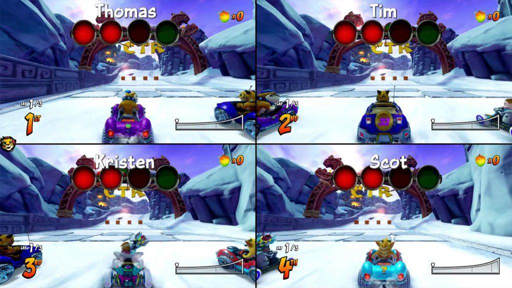 Crash Team Racing Nitro Fueled Screenshot 02